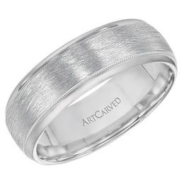 ArtCarved Wedding Band 11-WV7382W
