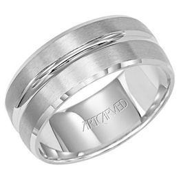 ArtCarved Wedding Band 11-WV7255W8