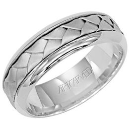 ArtCarved Wedding Band 11-WV30102W