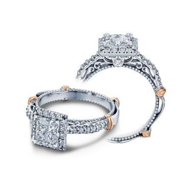 Verragio Parisian-123P Diamond Engagement Ring