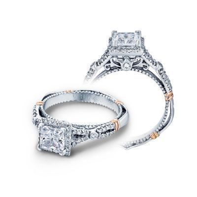 Verragio Parisian-109P Engagement Ring