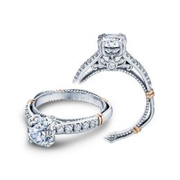 Verragio Parisian-101L Diamond Engagement Ring