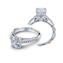 Verragio Parisian-101M Diamond Engagement Ring