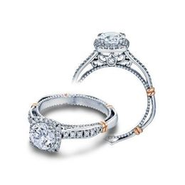 Verragio Parisian-104CU Diamond Engagement Ring