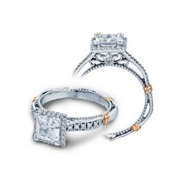 Verragio Parisian-104P Diamond Ring