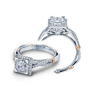 Verragio Parisian-106P Engagement Ring