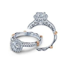 Verragio Parisian-119R Engagement Ring