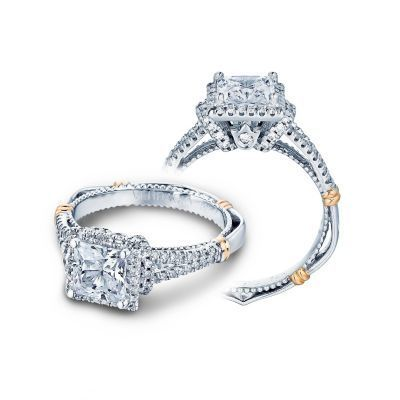 Verragio Parisian-117P Diamond Engagement Ring