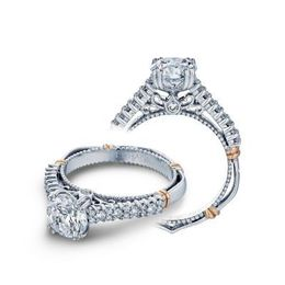 Verragio Parisian-113 Diamond Engagement Ring