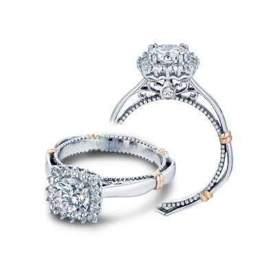 Verragio Parisian-112CU Engagement Ring