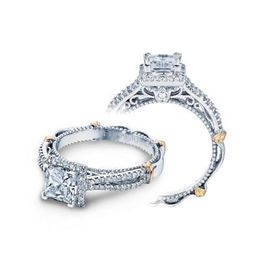 Verragio Parisian-110P Diamond Engagement Ring