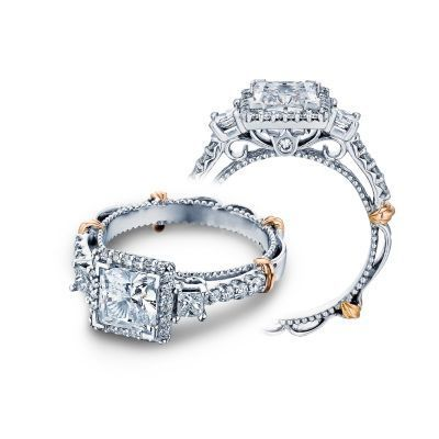 Verragio Parisian-122P Engagement Ring