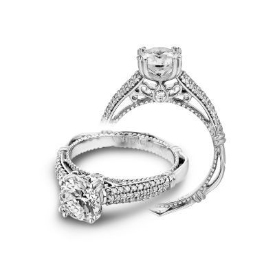 Verragio Parisian-114W Engagement Ring