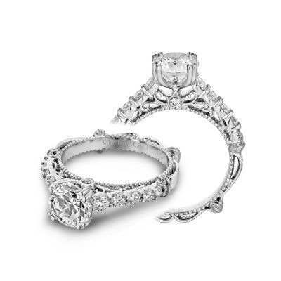 Verragio Parisian-116W Engagement Ring