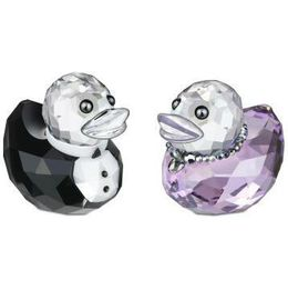 Swarovski Happy Ducks Sir and Lady Duck