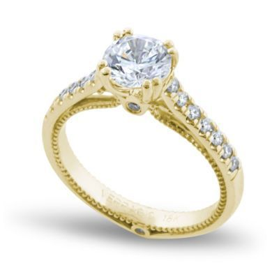 "Verragio ""Love Is"" Kranich's Exclusive Engagement Ring"