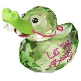 Swarovski Happy Duck Crocodile Duck