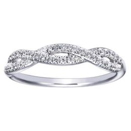 Stunning Curved Wedding Band By Polenza