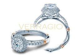 Verragio Parisian-133RD Engagement Ring