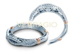 Verragio Parisian-130W Wedding Band