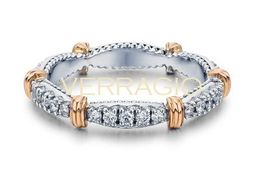 Verragio Parisian-102W Wedding Band