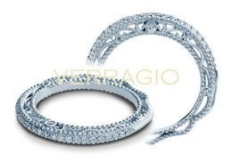 Verragio Venetian-5007W Wedding Band