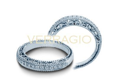 Verragio Venetian-5002W Wedding Band