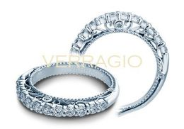 Verragio Venetian-5010W Wedding Band