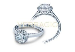 Verragio Venetian-5042R Engagement Ring