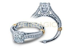 Verragio Venetian-5038R Engagement Ring