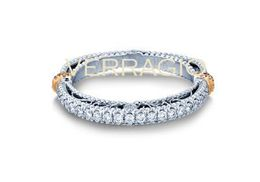 Verragio Venetian-5036W Wedding Band