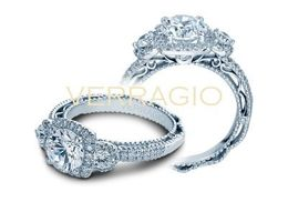 Verragio Venetian-5025CU Engagement Ring