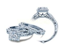 Verragio Venetian-5005P Engagement Ring