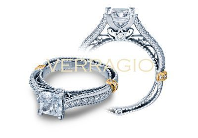 Verragio Venetian-5038P Engagement Ring