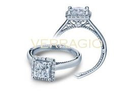 Verragio Venetian-5042P Engagement Ring