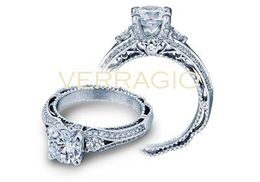 Verragio Venetian- 5021R Engagement Ring