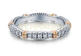 Verragio Parisian- W101 Wedding Band