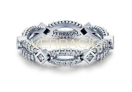 Verragio Parisian- W103P Wedding Band