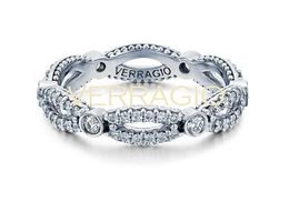 Verragio Parisian- W103R Wedding Band