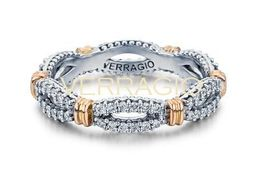 Verragio Parisian- W104 Wedding Band