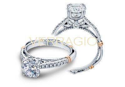 Verragio Parisian- 101M Engagement Ring