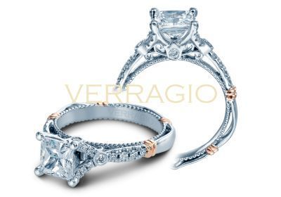 Verragio Parisian- 126P Engagement Ring