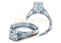 Verragio Parisian- 126R Engagement Ring