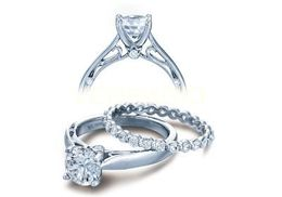 Verragio Couture- 0409R Engagement Ring