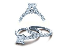 Verragio Couture- 0410SP Engagement Ring