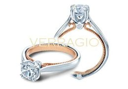 Verragio Couture- 0418R-TT Engagement Ring