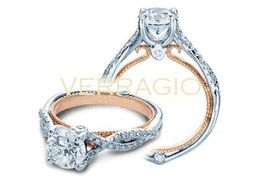 Verragio Couture- 0421R-TT Engagement Ring