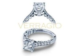 Verragio Paradiso- 3076P Engagement Ring