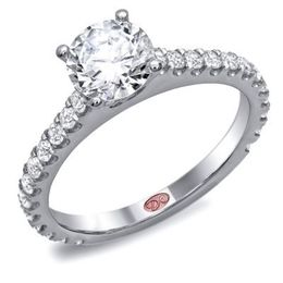 Classic Demarco Diamond Engagement Ring