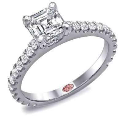 Demarco Sparkling Diamond Engagement Ring